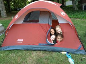 Camp Out 2105